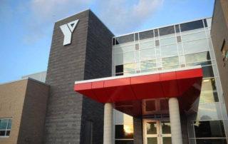 YMCA Fredericton Building